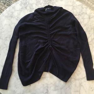 lululemon athletica Tops - Lululemon Navy Sweater